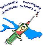 Logo der Selbsthilfe Vereinigung chronischer Schmerz.